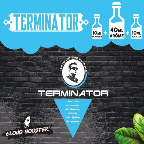 Terminator 40 ml - Cloud Booster