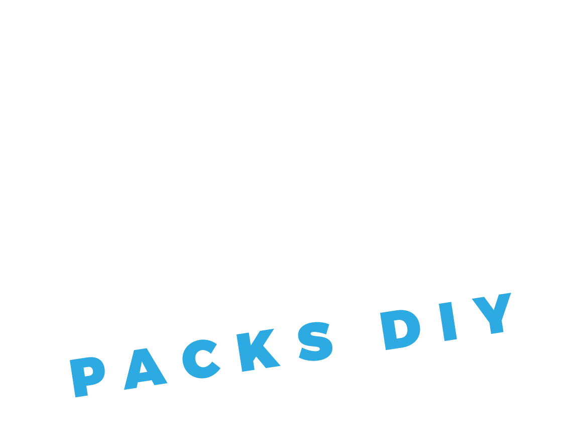 La Gourmande Packs DIY